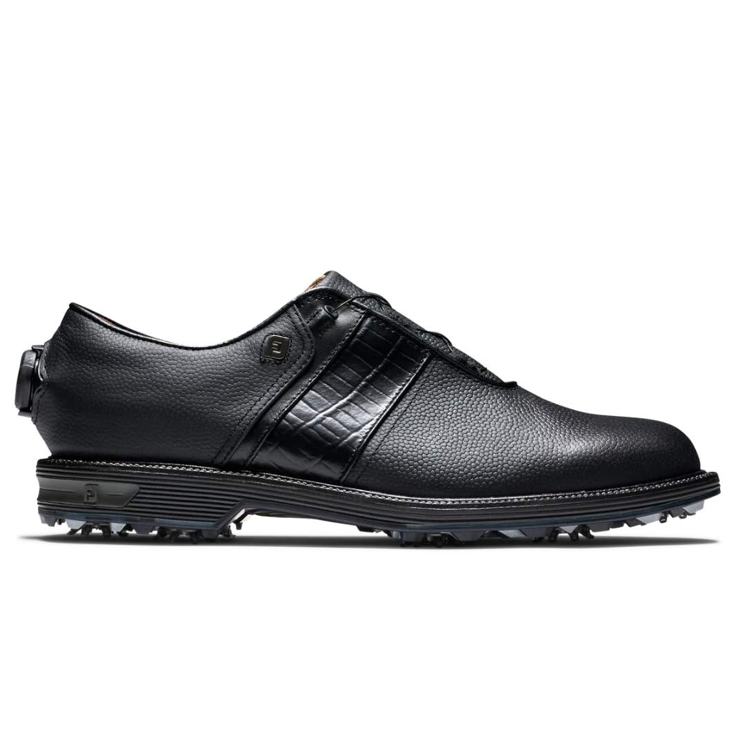 FootJoy Men's Premier Series BOA Black Golf Shoe - Style 53920