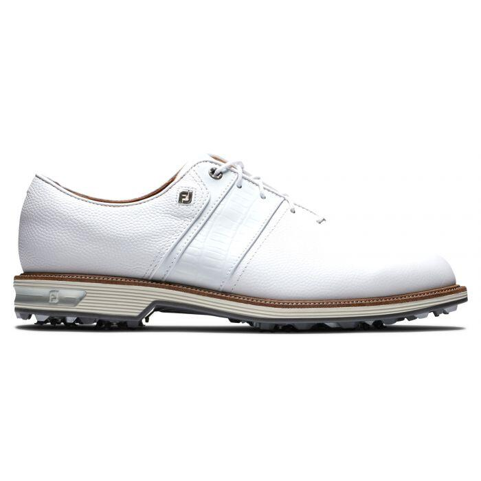 FootJoy Men's Premier Series White Golf Shoe - Style 53908