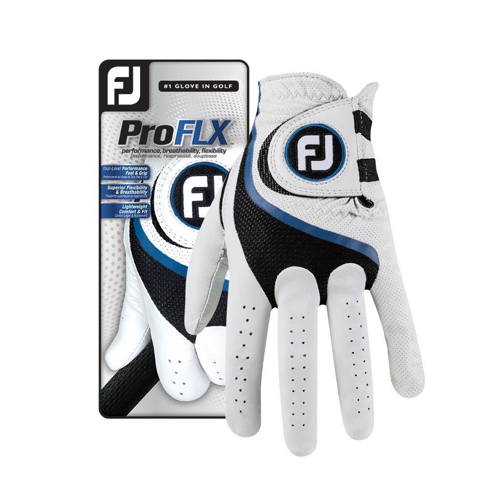 FootJoy Men's Pro FLX Golf Glove - Left Hand Regular