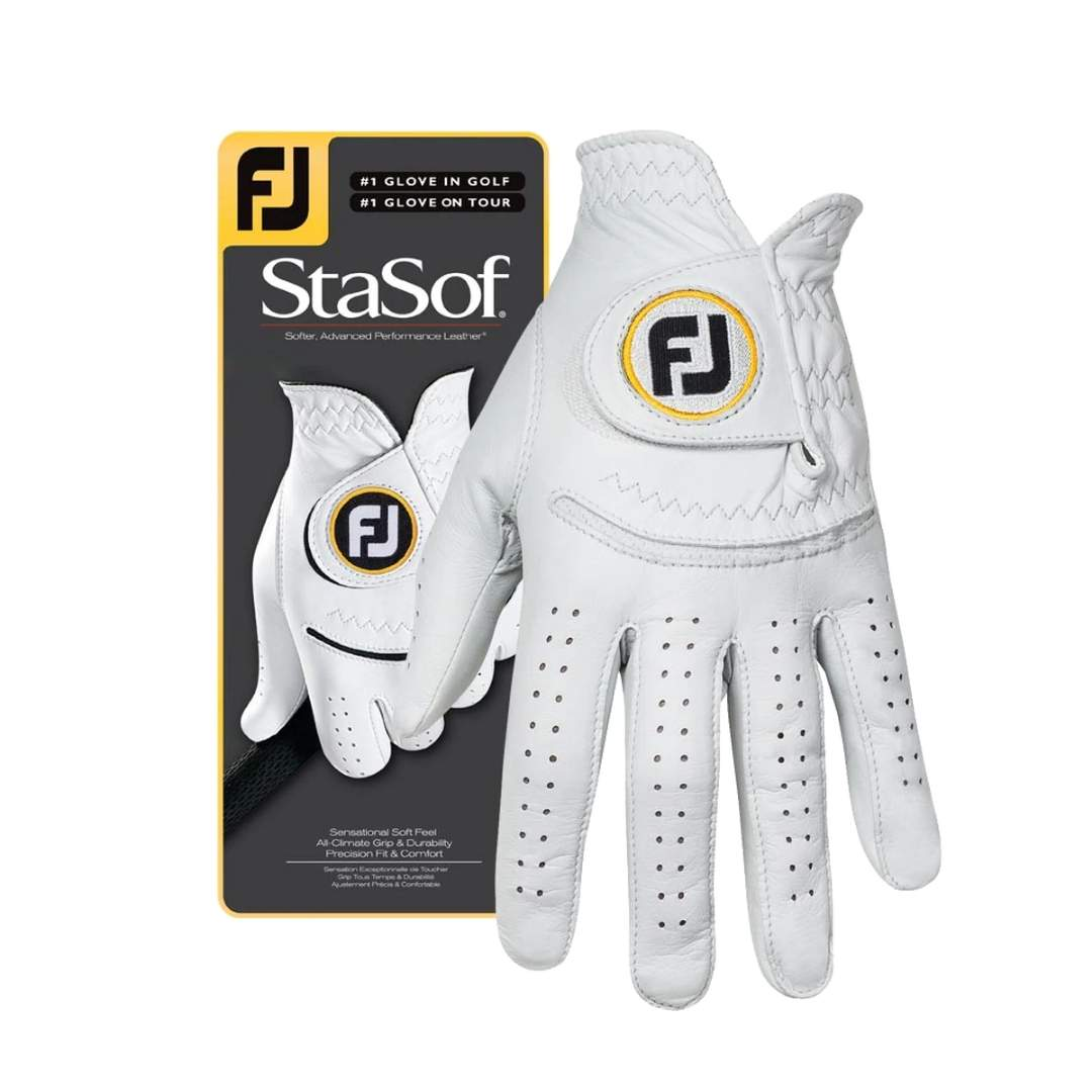 FootJoy Men's StaSof Golf Glove - Right Hand Regular