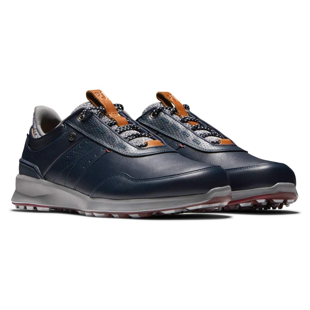 FootJoy Men's Stratos Golf Shoe - Navy 50043
