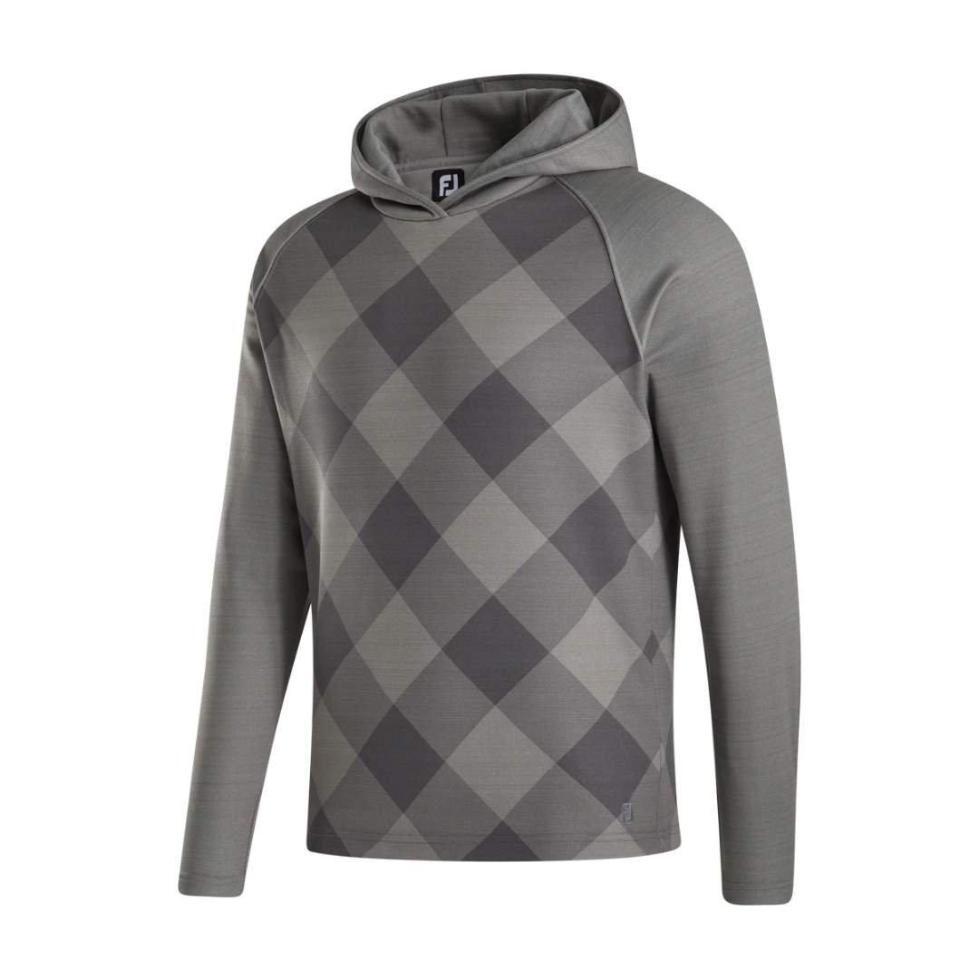 FootJoy Men's Tonal Fleece Pullover Hoodie