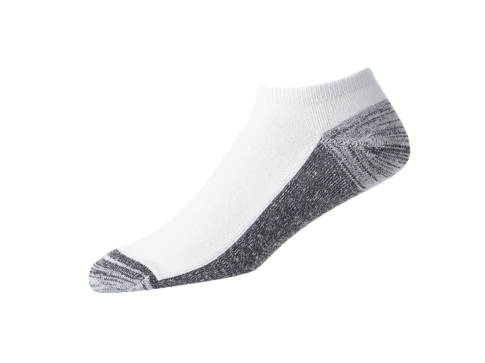 FootJoy ProDry Low Cut White Golf Sock