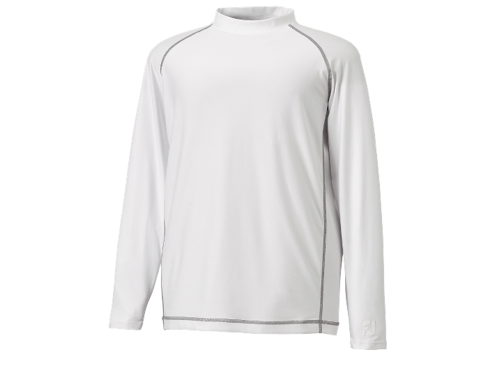 FootJoy ProDry Thermal Mock - White