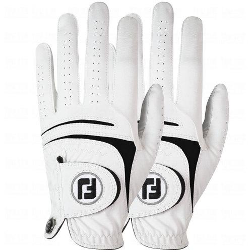 FootJoy WeatherSof Golf Glove Men's Left Hand Regular 2 Pack
