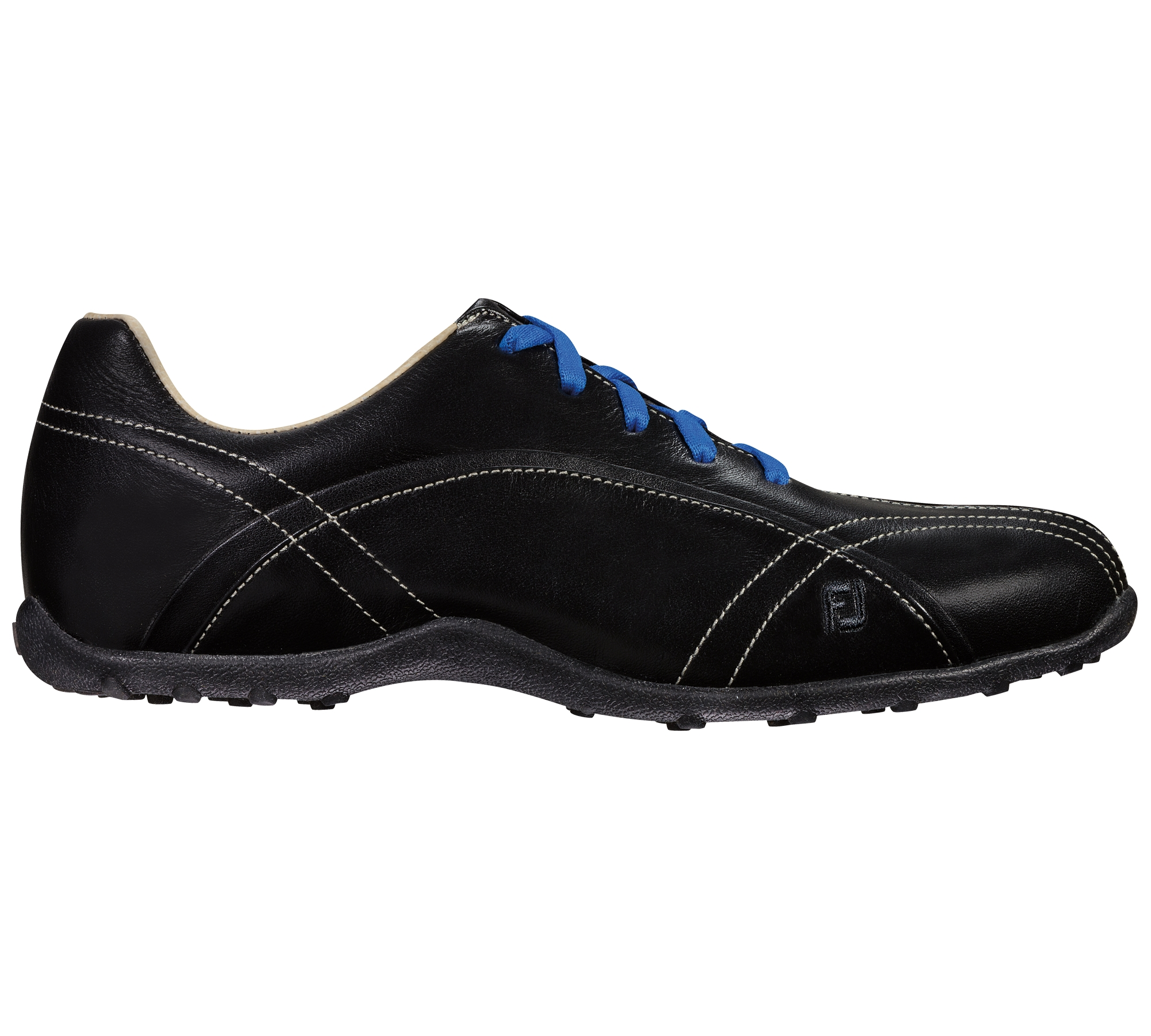 FootJoy Women's Casual Collection Black Leather Golf Shoe - FJ# 97703