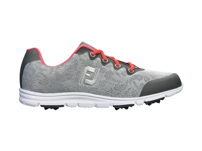 FootJoy Women's enJoy Grey Mist Golf Shoe (FJ# 95703)