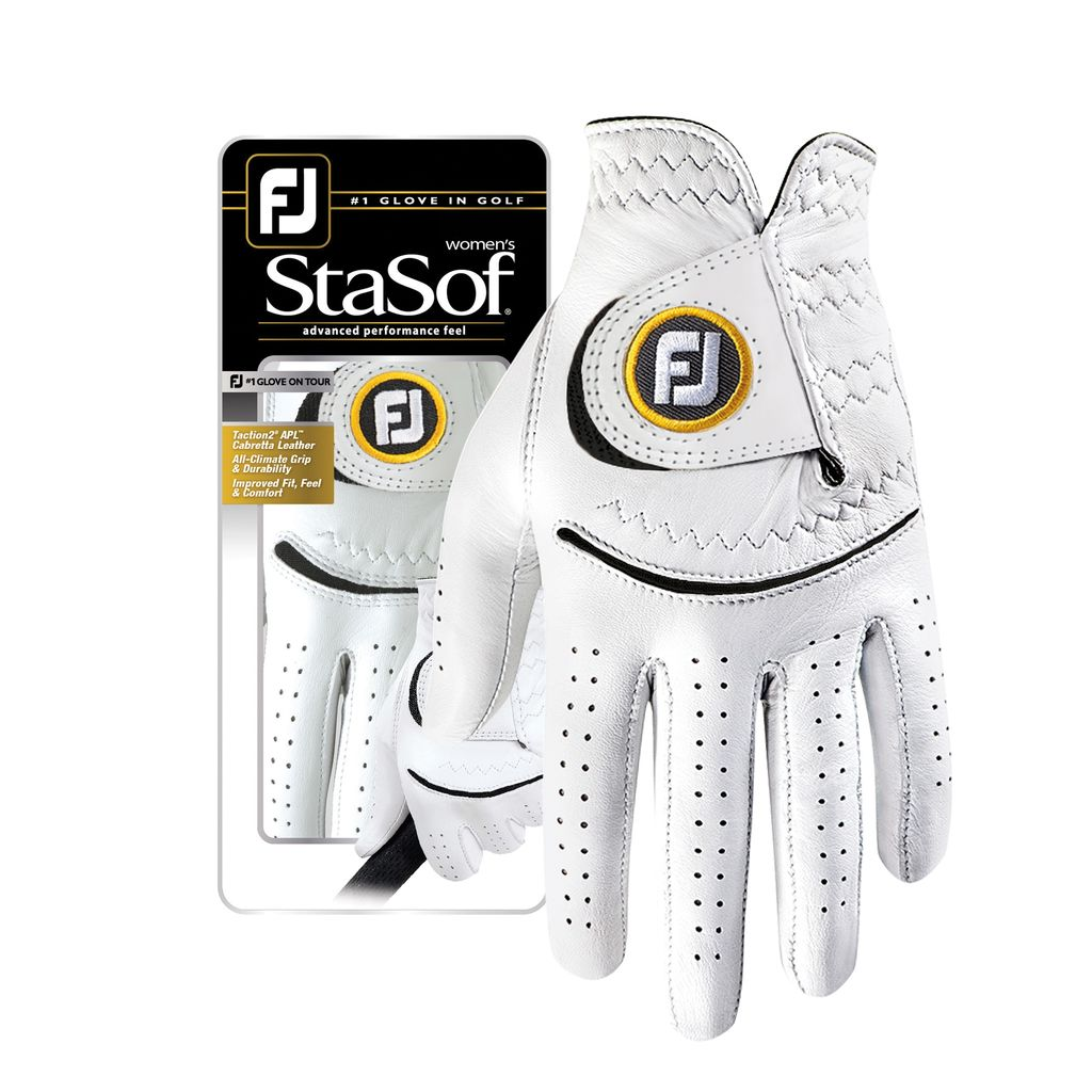 FootJoy Women's Sta-Sof Golf Glove - Left Hand