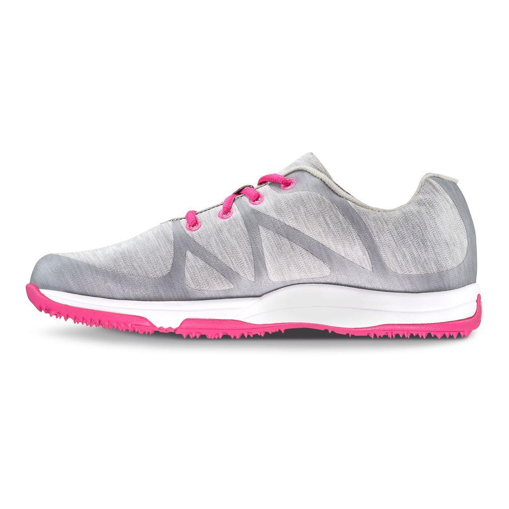 FootJoy Women's FJ Leisure Spikeless Grey Golf Shoe - Closeout Style 92903