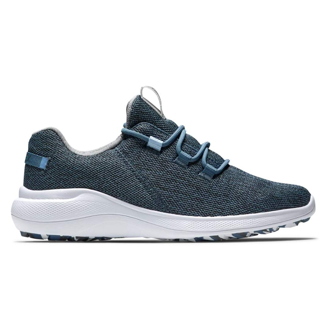FootJoy Women's Flex Coastal Navy Golf Shoe - Style 95760
