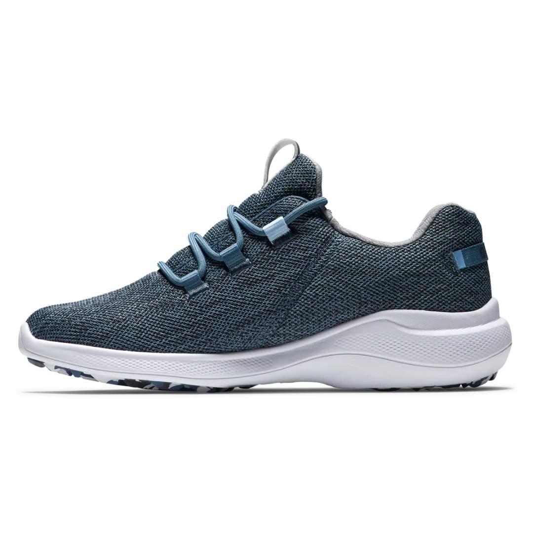 FootJoy Women's Flex Coastal Navy Golf Shoe - Style 95760