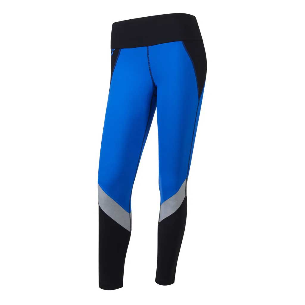 FootJoy Women's Multi-Color Royal/Black/Heather Leggings