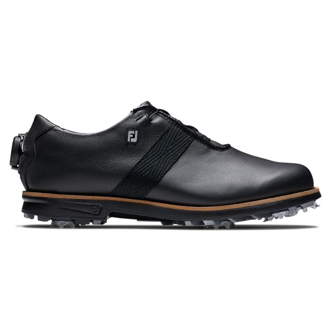 FootJoy Women's Premier Series BOA Black Golf Shoe - Style 99024