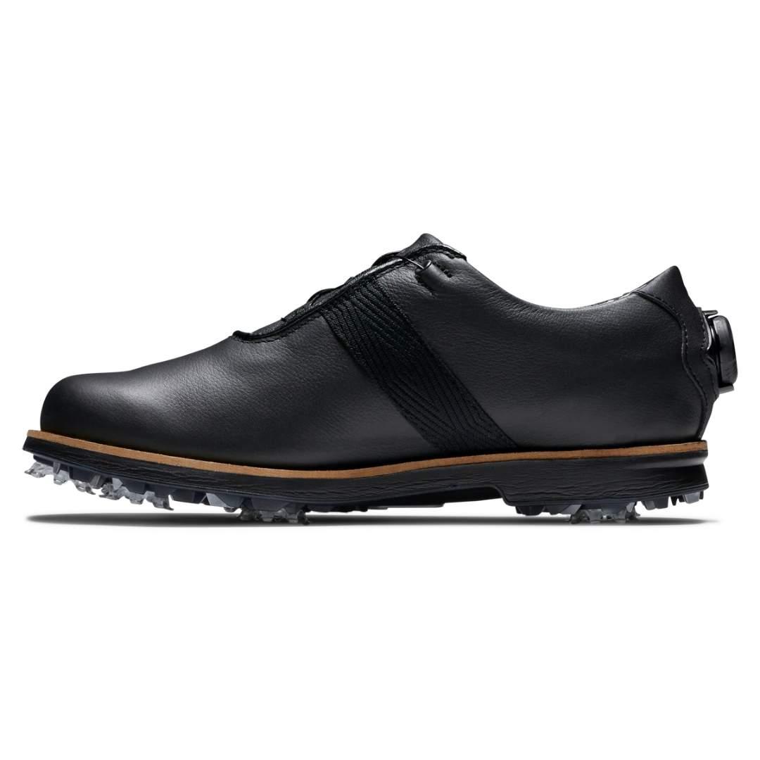 FootJoy Women's Premier Series BOA Black Golf Shoe - Style 99024