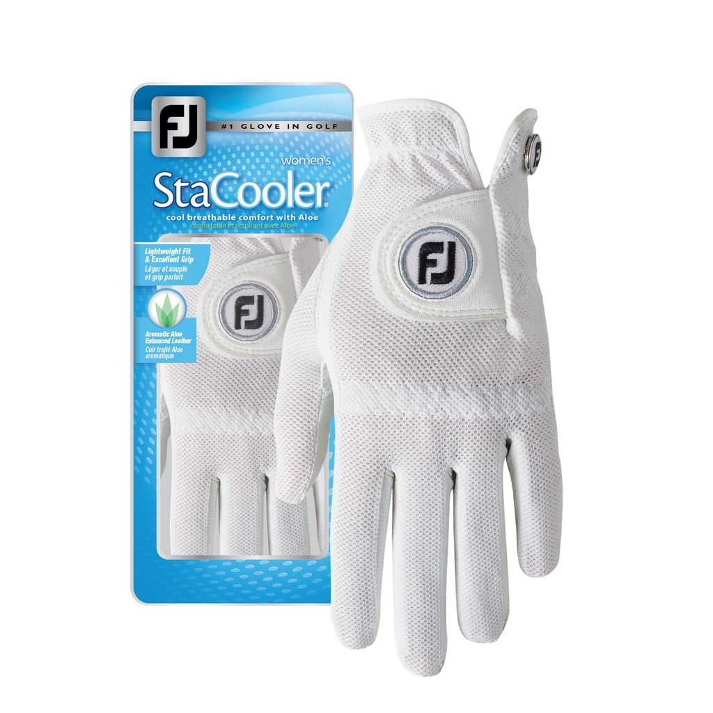 FootJoy Womens StaCooler Golf Glove - packaging