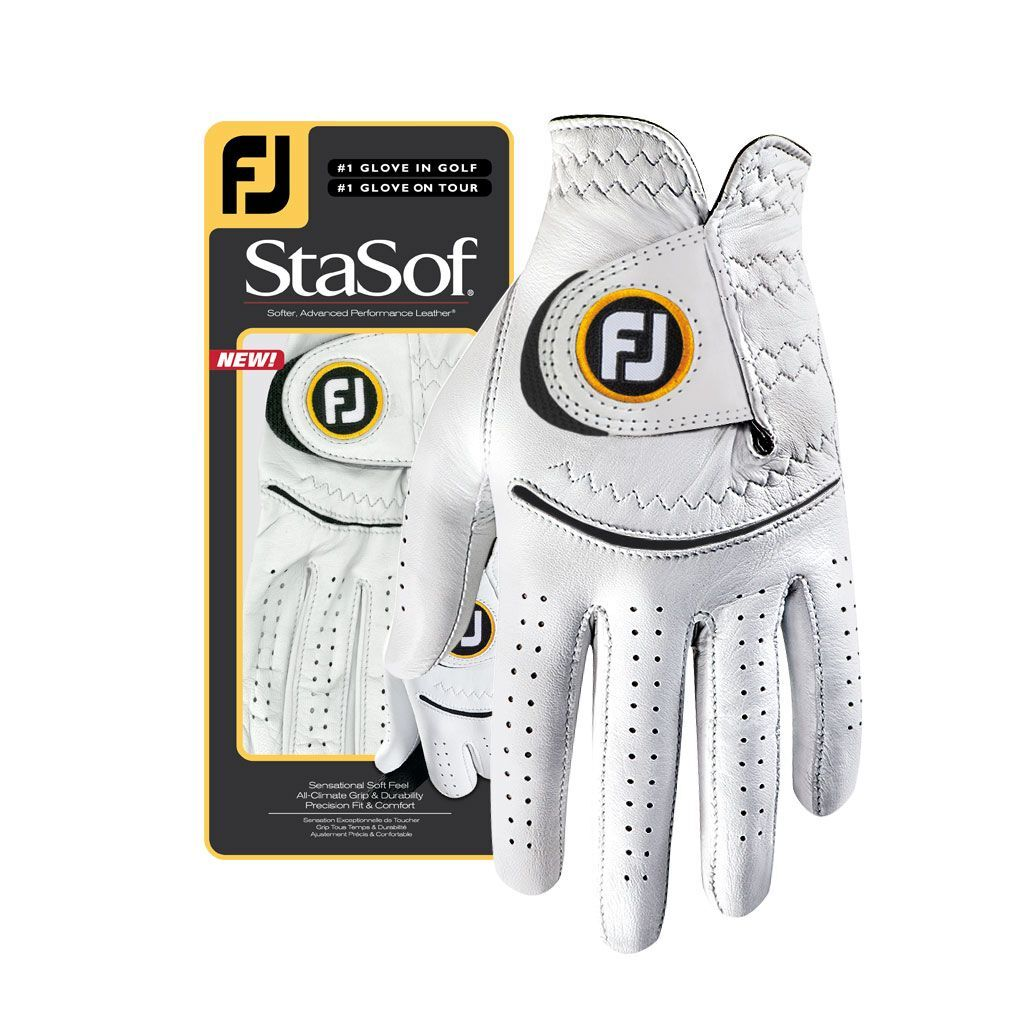 FootJoy Women's StaSof Left Hand Regular Golf Glove