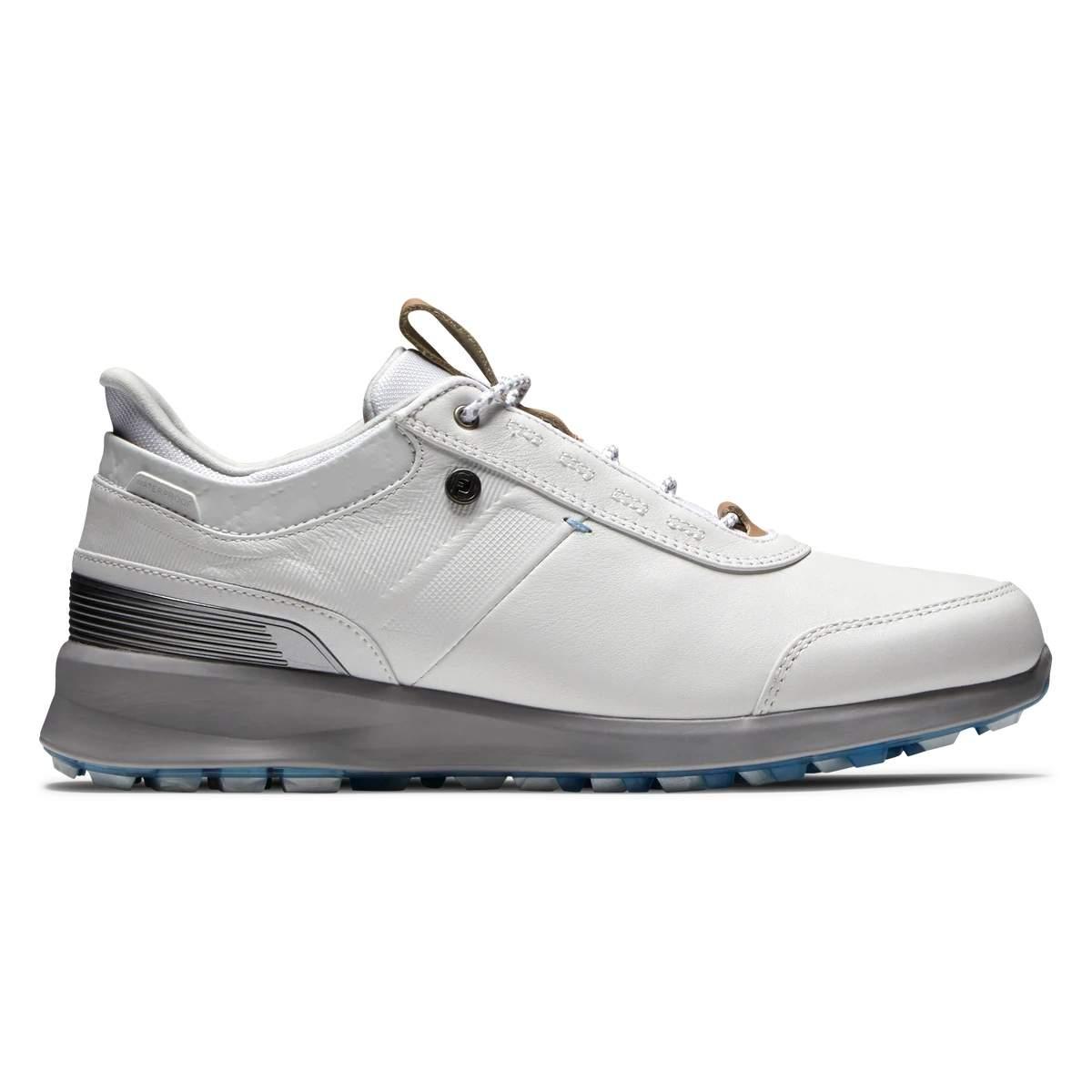FootJoy Women's Stratos Golf Shoe - White 90111
