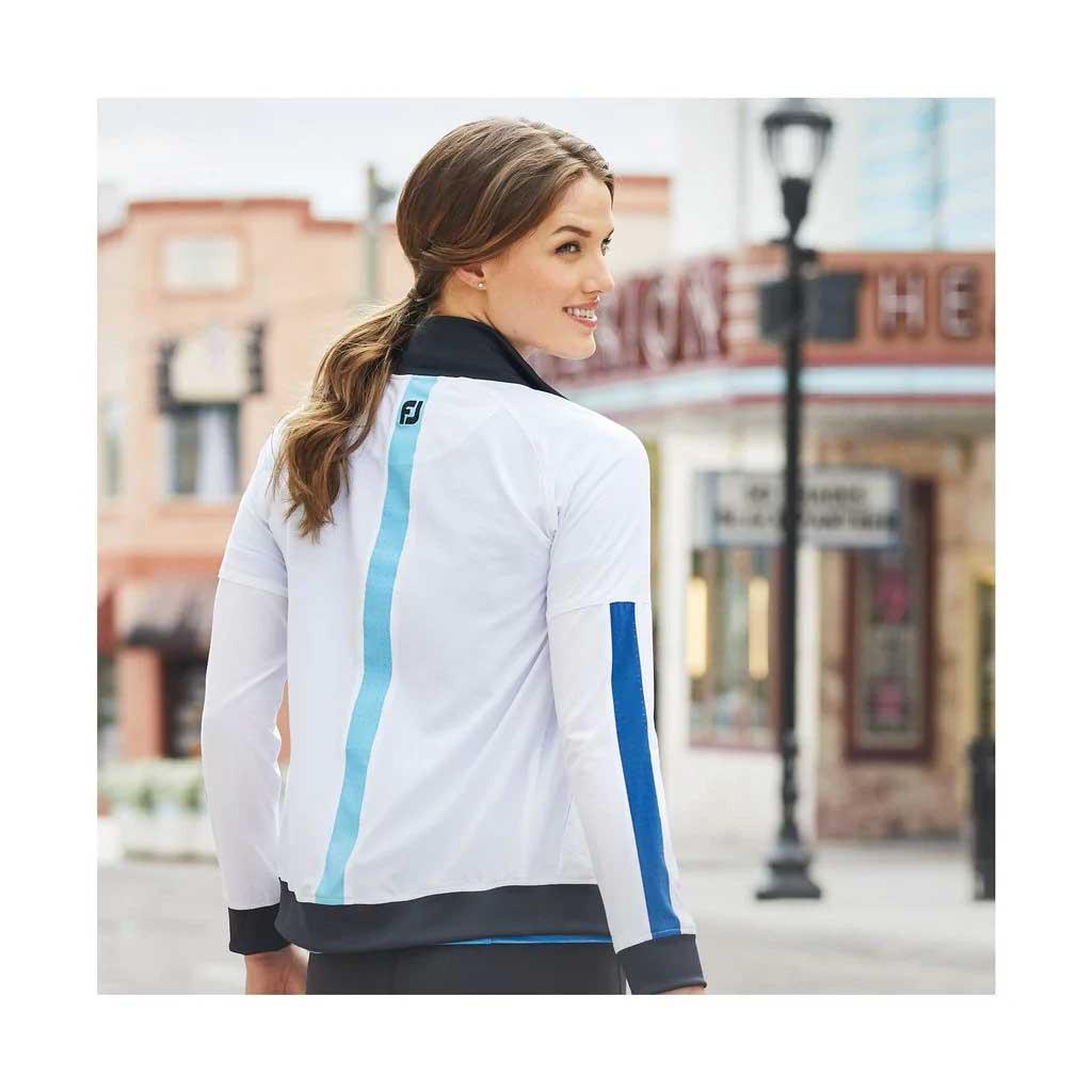 FootJoy Women's Woven Track Jacket