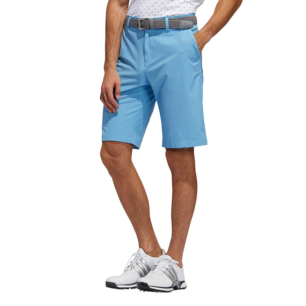 Adidas Men's Ultimate365 Light Blue Golf Shorts
