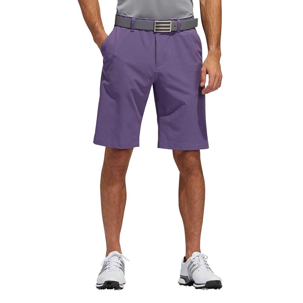 Adidas Men's Ultimate365 Tech Purple Golf Shorts