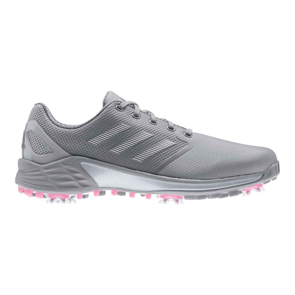 Adidas Men's ZG21 Grey/Silver Golf Shoe