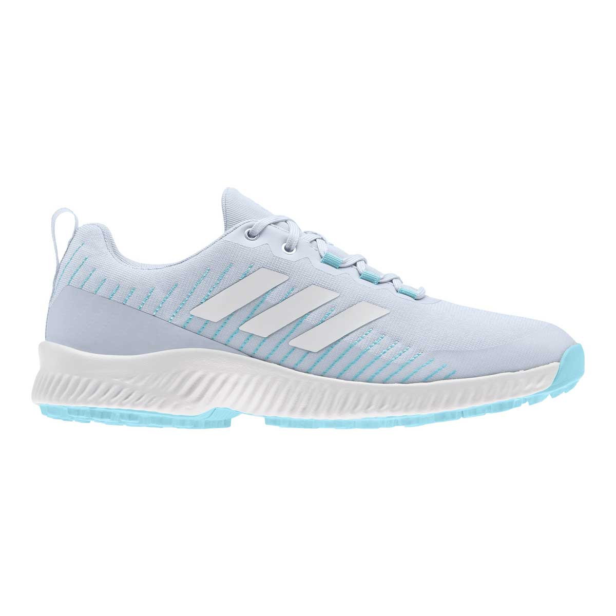 Adidas Women's Response Bounce Spikeless Halo Blue Golf Shoe