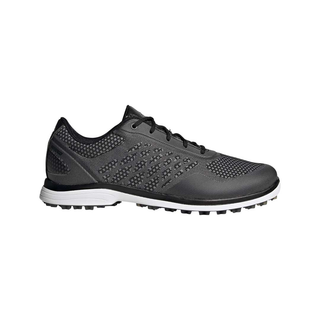 Adidas Women's AlphaFlex Sport Spikeless Black/Grey Golf Shoe