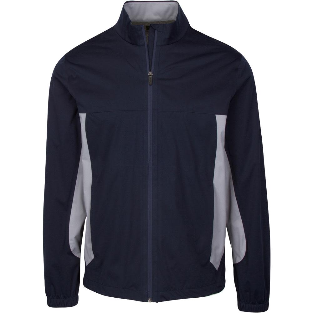 Greg Norman Men's Weatherknit Rain Jacket