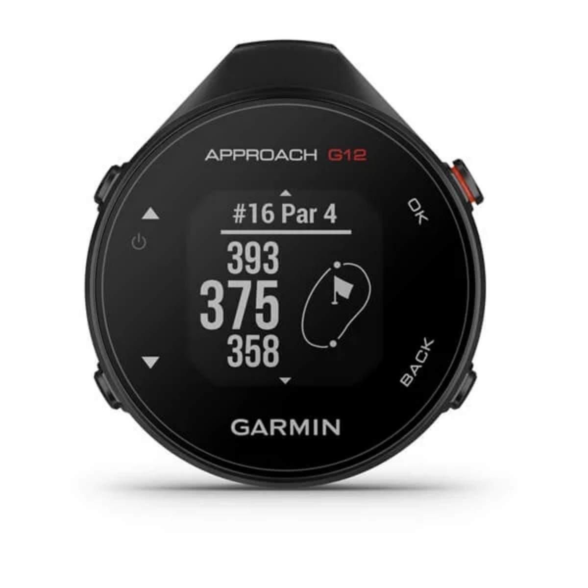 Garmin Approach G12 Golf GPS Unit