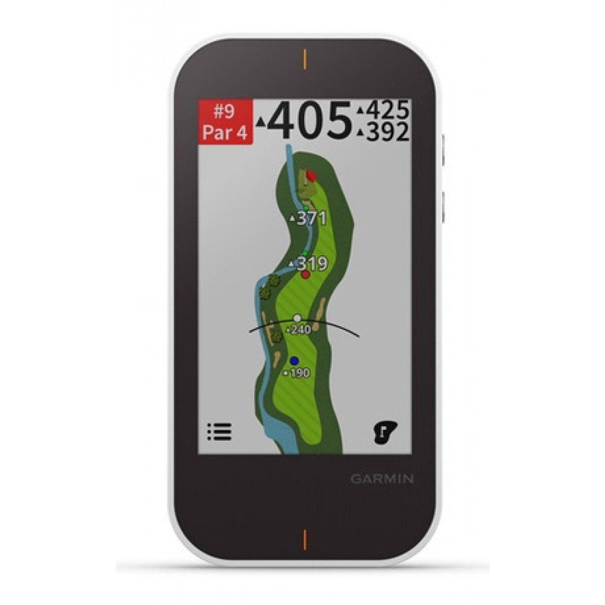 Garmin Approach G80 GPS Golf Handheld With Integrated Launch Monitor