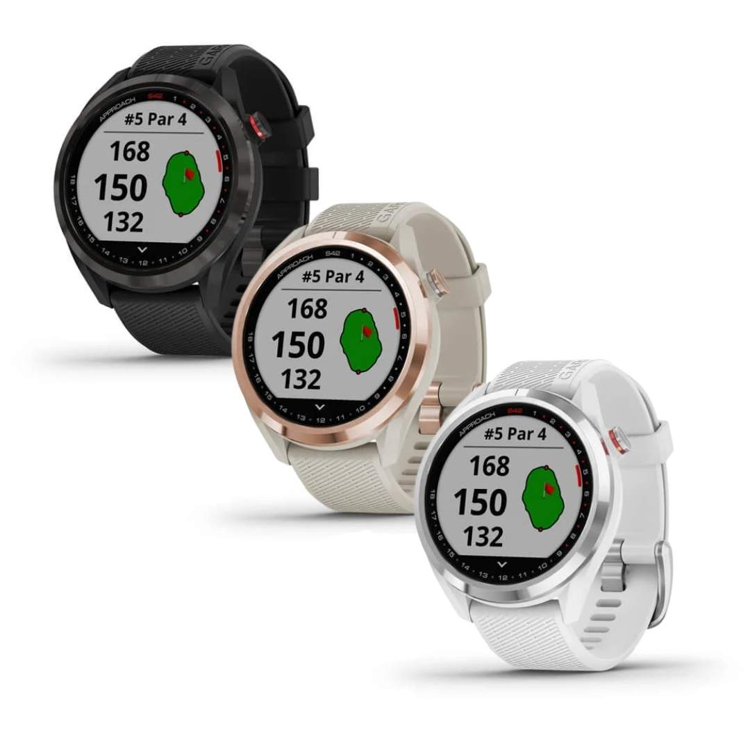 Garmin Approach S42 Golf GPS Watch