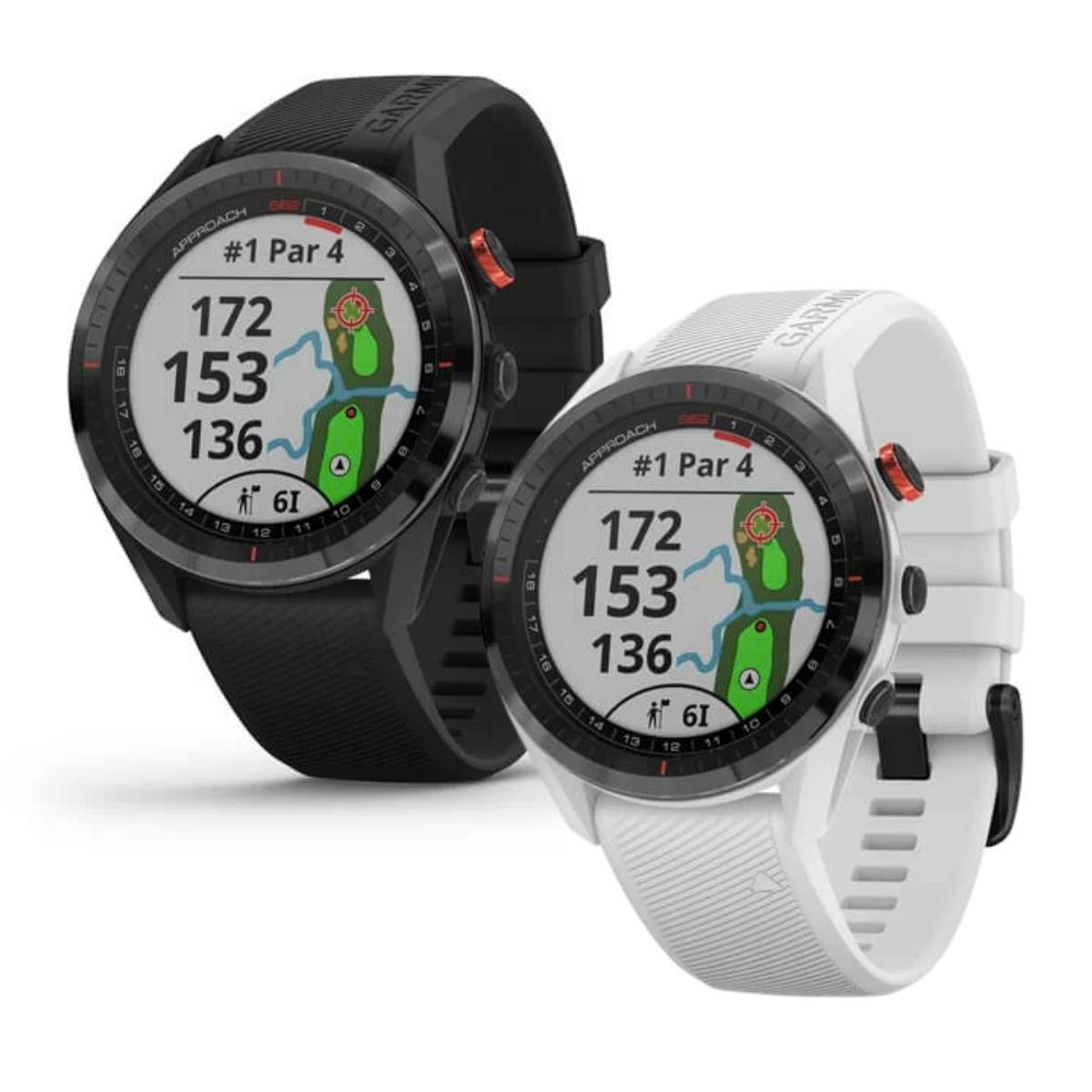 Garmin Approach S62 Golf GPS Watch