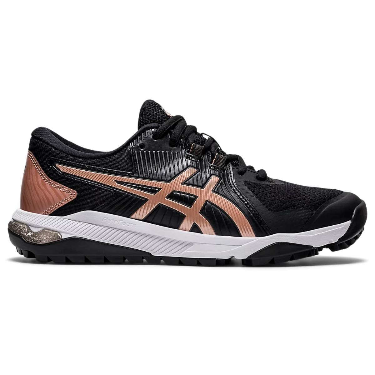 Asics Women's Gel Glide Golf Shoe - Black/Briar Rose