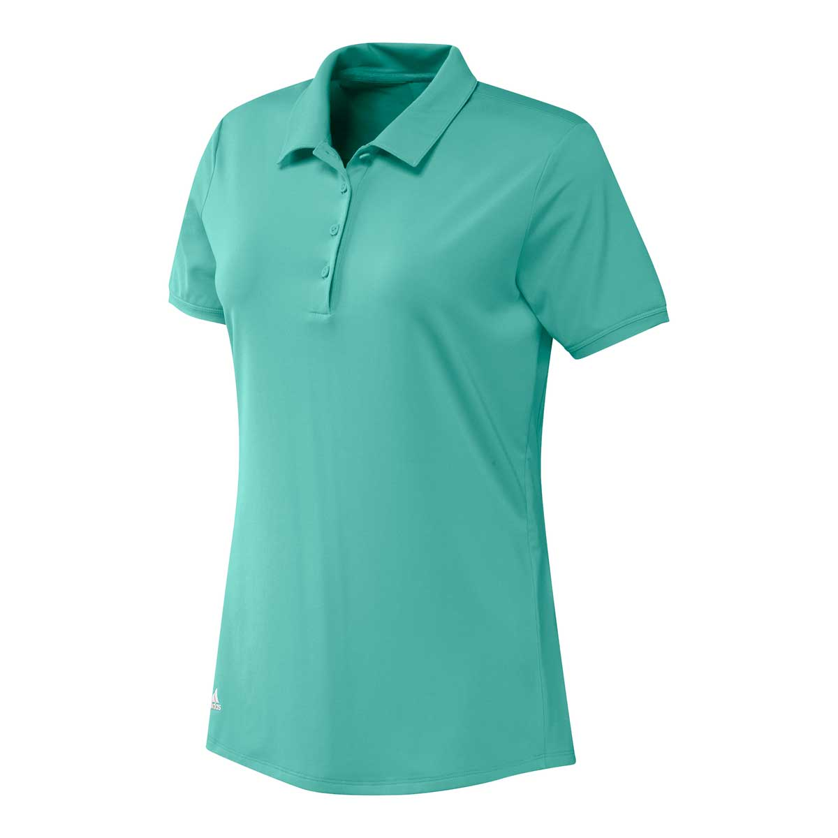 Adidas Women's Ultimate 365 Solid Acid Mint Polo