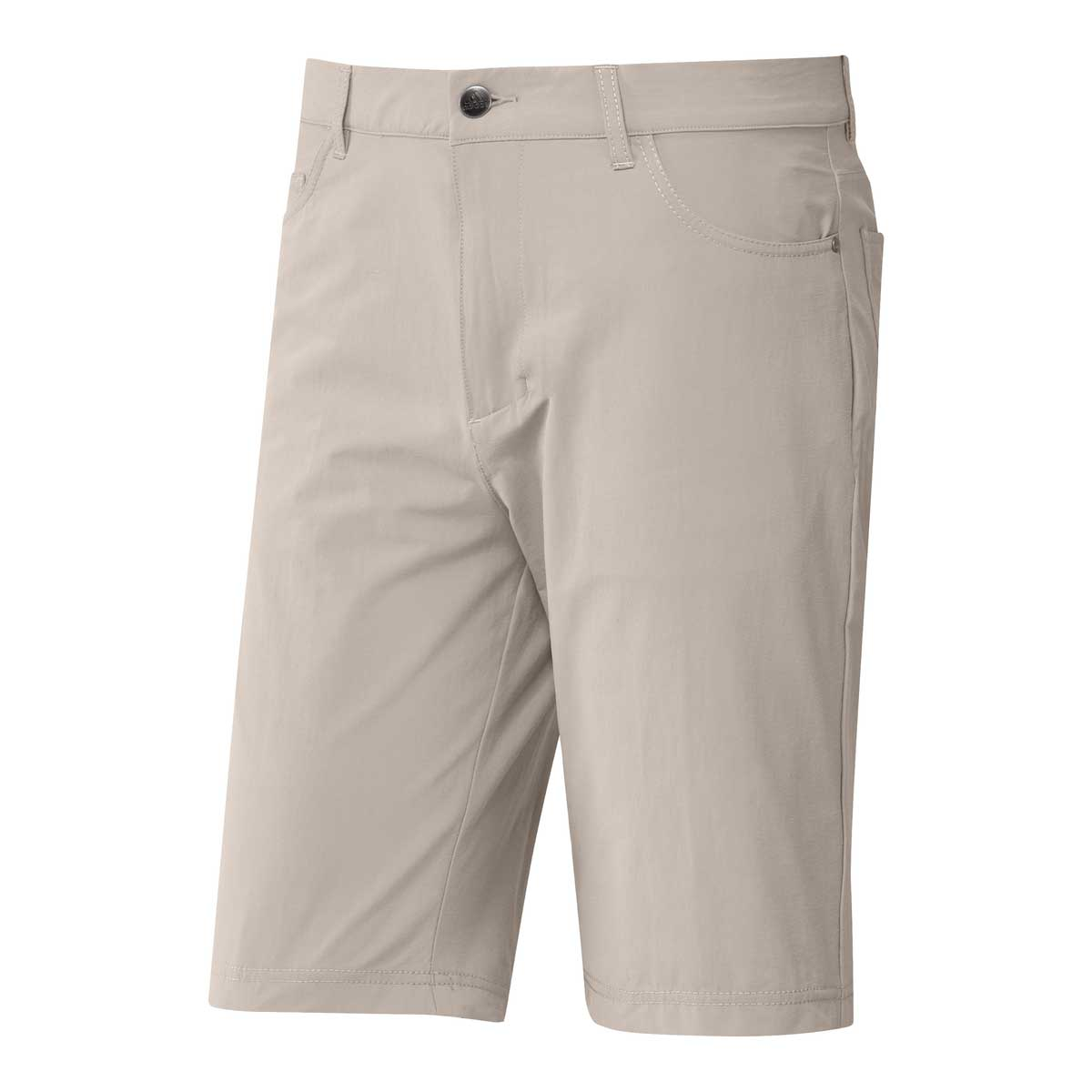 Adidas Men's Go-To Five Pocket Clear Brown Short