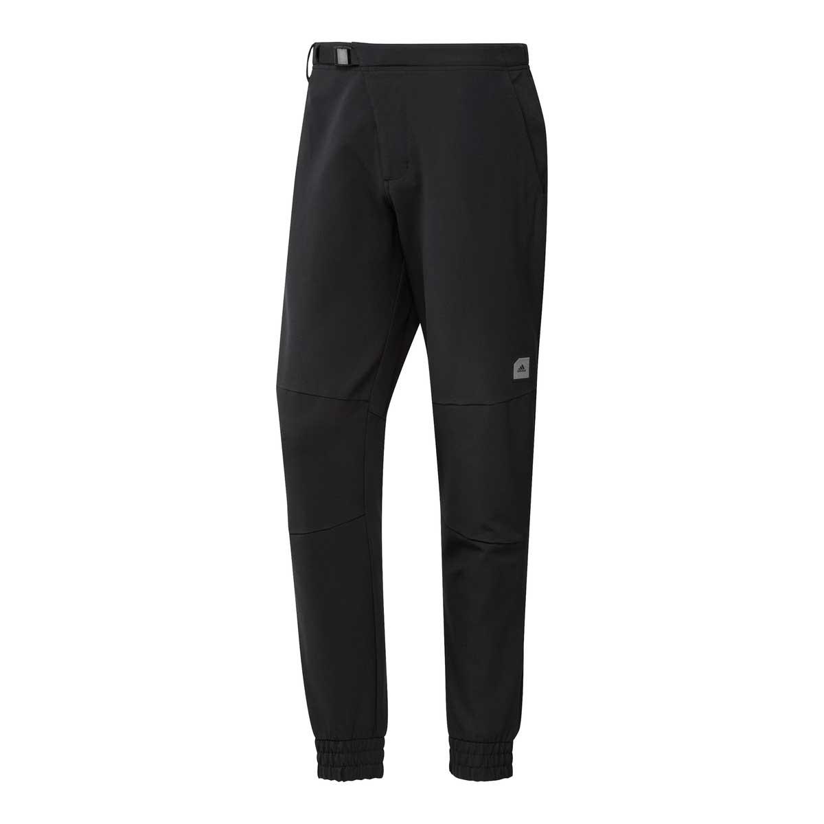 Adidas Men's Adicross Black Woven Jogger Pant