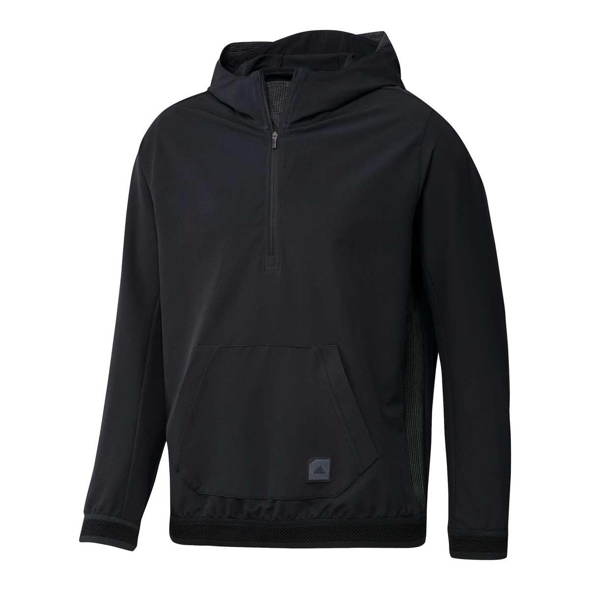 Adidas Men's Adicross Black Anorak Pullover