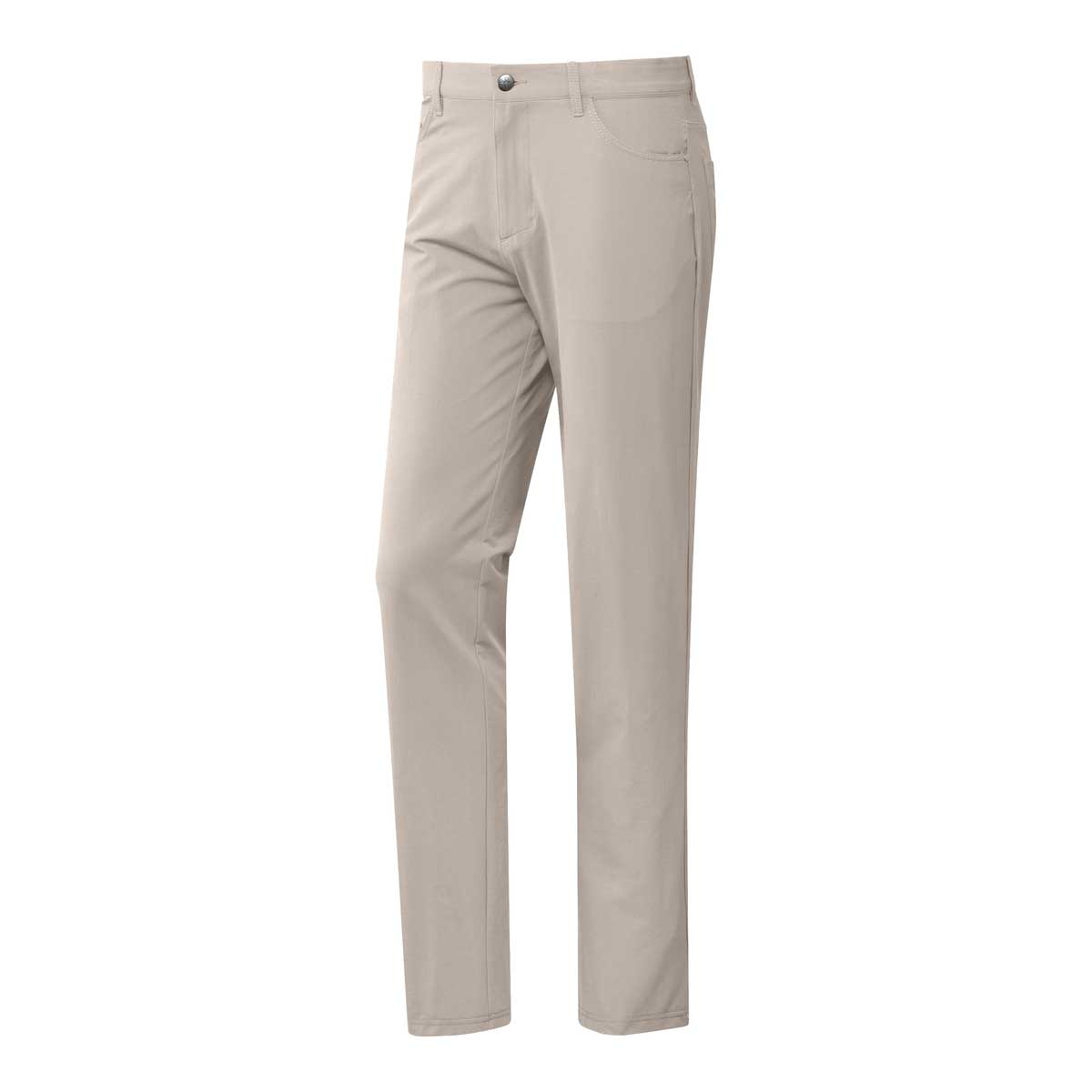 Adidas Men's Go-To Five Pocket Clear Brown Pant