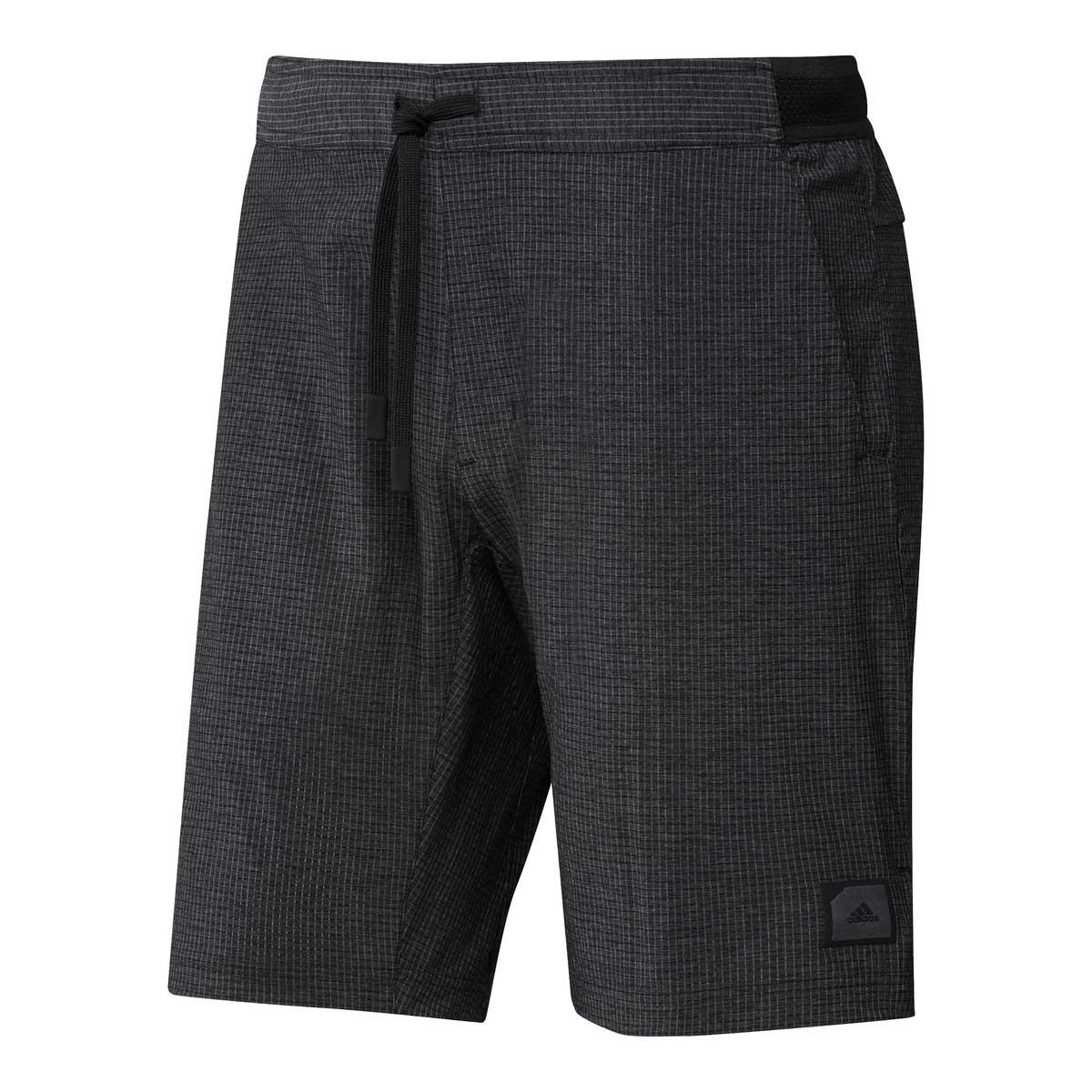 Adidas Men's Adicross Black Hybrid Short