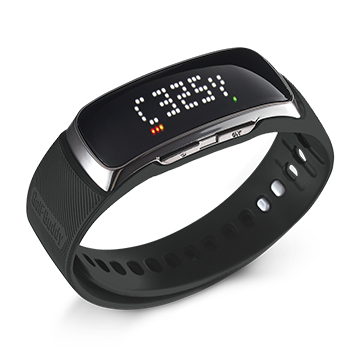 Golf Buddy BB5 GPS Wrist Band