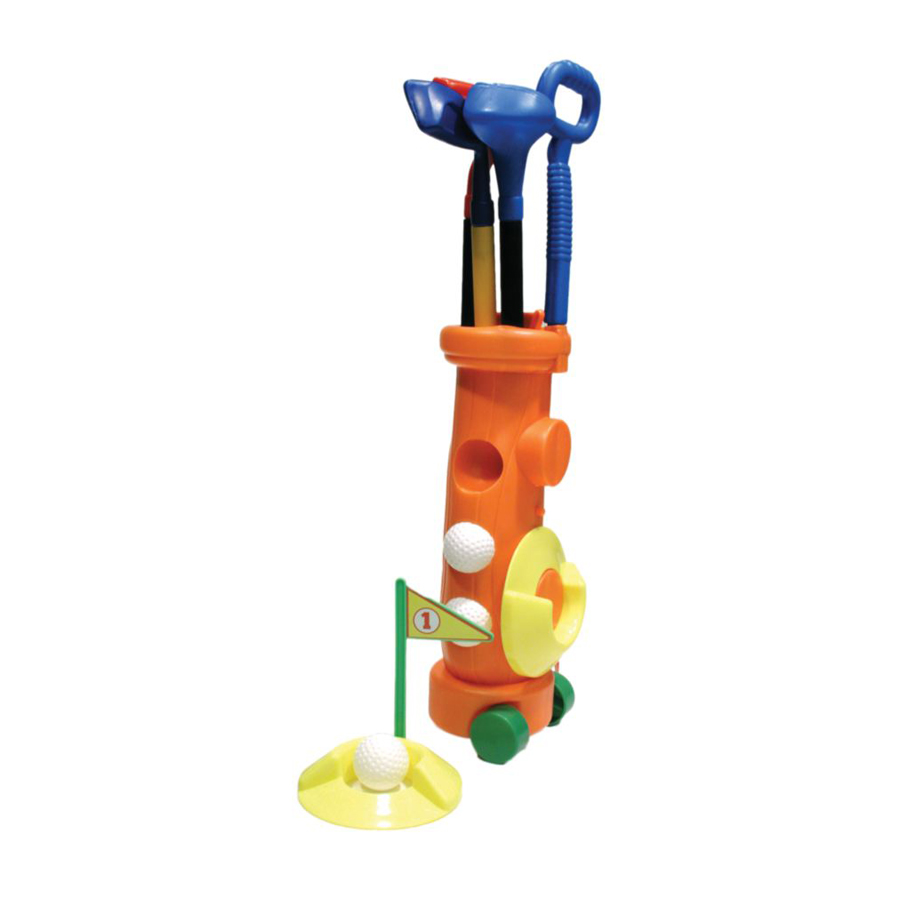 Golf Play Kiddie Golf Set