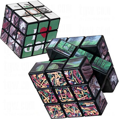 Golf Rubics Cube