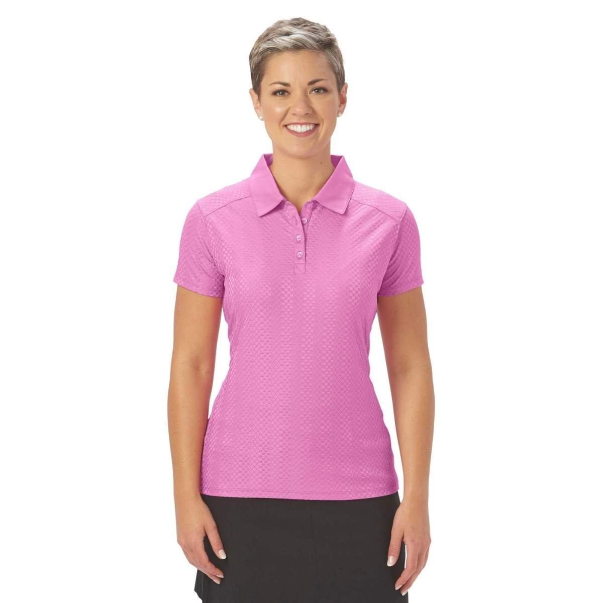 Nancy Lopez Women's Grace Short Sleeve Polo