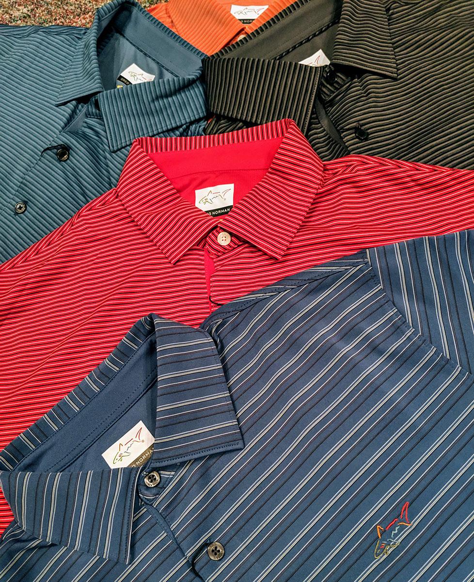 Greg Norman Assorted Premium Polo - Lucky Grab Bag