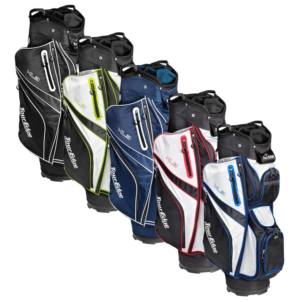 Tour Edge HL3 Cart Bag