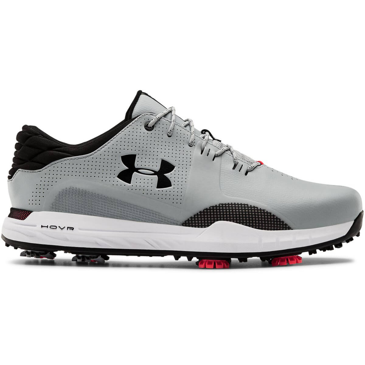 Under Armour Men's 2020 HOVR Matchplay Grey Golf Shoe