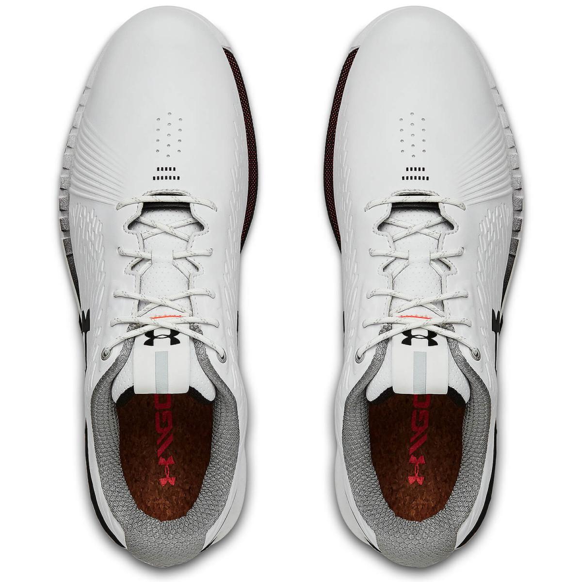 Under Armour Men's 2020 HOVR Show GTX White Golf Shoe