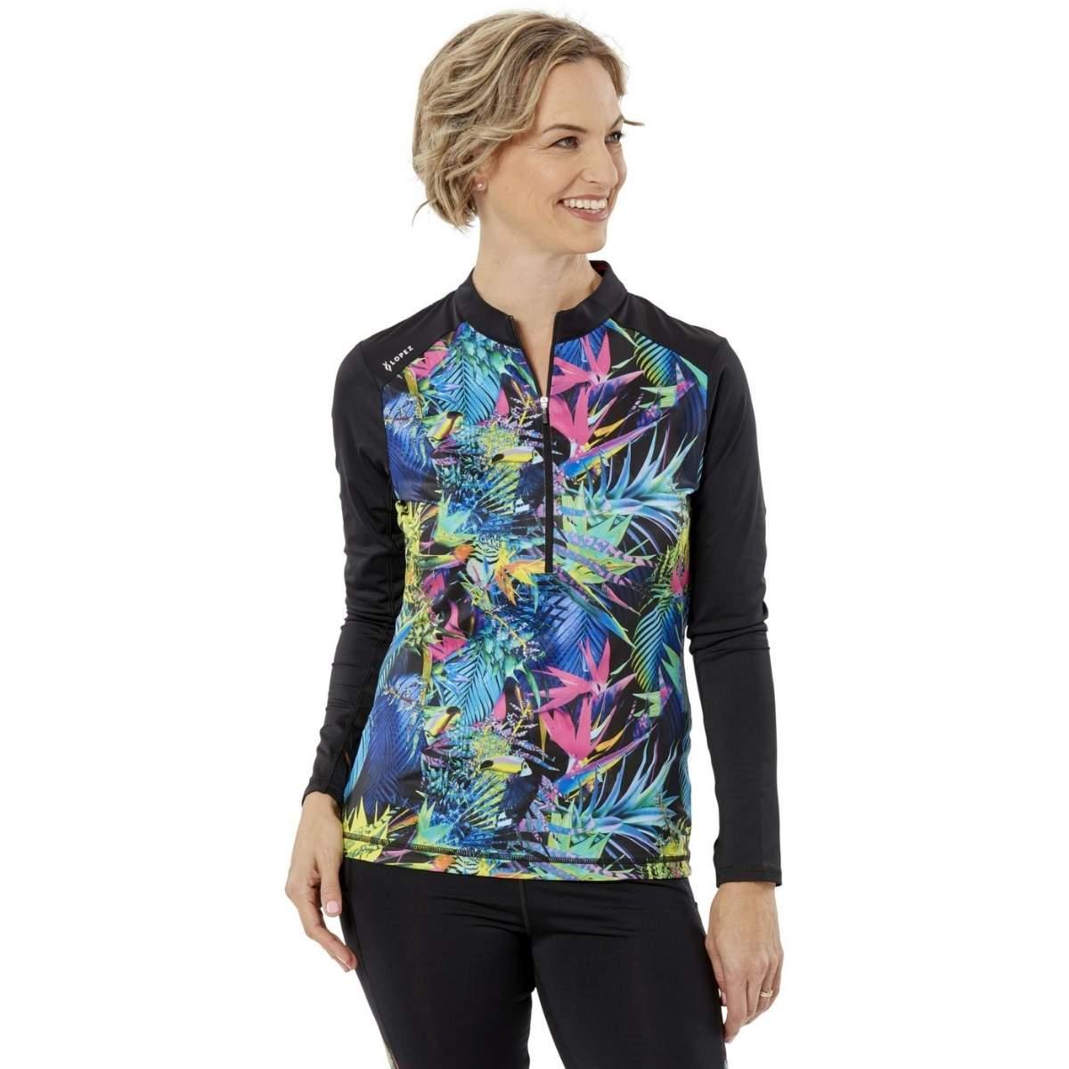 Nancy Lopez Women's Joy Pullover