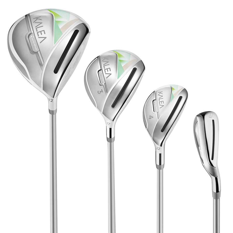 TaylorMade Women's Kalea 10 Piece Set