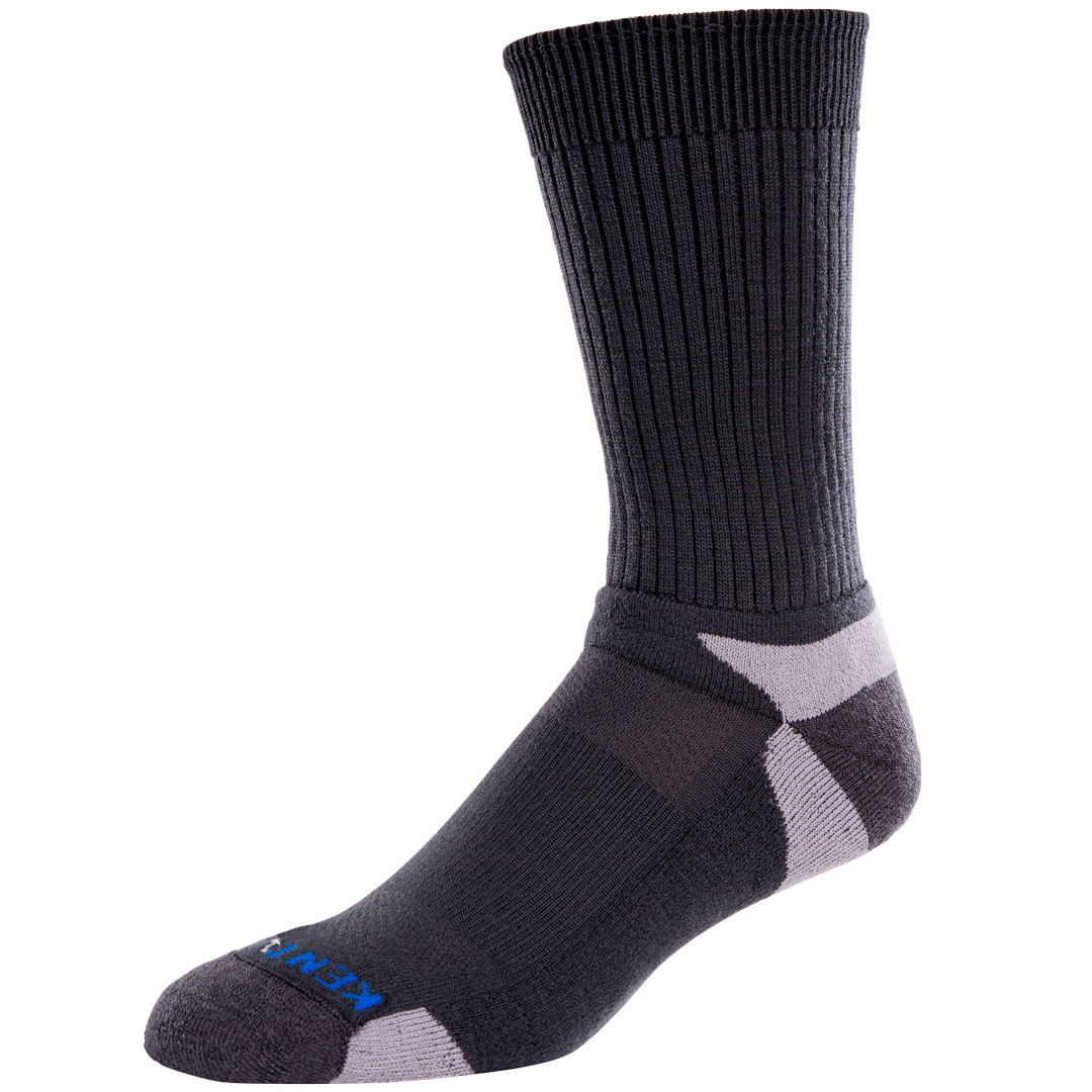 Kentwool Performance Tour Standard Sock Black